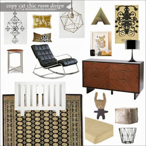 Copy Cat Chic design board